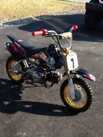 2003 XR 50R...Fast 50 kit..Piped, lots of extra's,,One of a kind