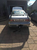Acura Integra Clear Tail Lights Euro Jdm Lumiere arriere