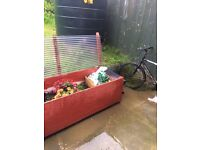 Free to go garden box