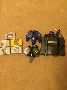 N64 for sale $200 OBO!!