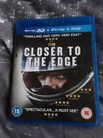 Guy martins closer to the edge bluray DVD