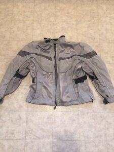 Women's Olympia Airglide 2 motorcycle jacket coat lady's Kingston Kingston Area image 1