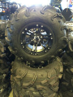 ATV / UTV TIRE & RIM SALE! FALL IS HERE, ARE YOU READY TO RIDE?
