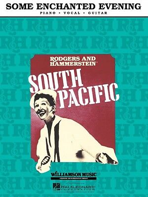 Some Enchanted Evening From 'South Pacific' Sheet Music Piano Vocal NE -
