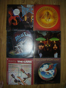 6 Old collectible Records for sale