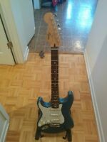 Squier Stratocaster Made in Mexico Gaucher / Left Handed
