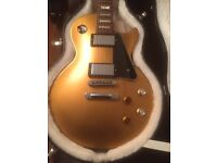Gibson Les Paul Joe Bonamassa gold top (SOLD)