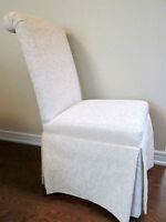Set of 4 Parsons Chairs