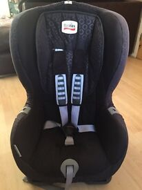 Britax Group 1 Isofix Car Seat