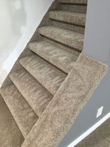 Professional Carpet  stairs  (repair &re-starches) London Ontario image 2