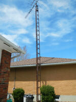 antenna tower removal