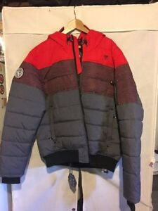 KOLDTEK WINTER JACKET ( red & gray) - MENS XL $45 - NEW WITH TAG
