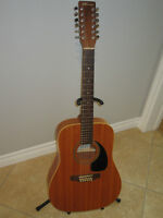 Norman 12 Strings guitar