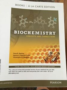 Introductory Biochemistry University Textbook