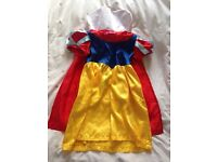 Snow White Costume 3-4 year old Halloween