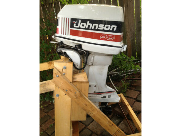 Used 1989 Johnson Johnson 90HP VRO