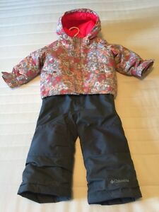 Ensemble neige Columbia - 2T
