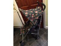 Maclaren Cath Kidston Quest Sprayed flower stroller