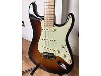 Fender 2007 American Deluxe Stratocaster - Mint Condition - Sunburst - Can Deliver!