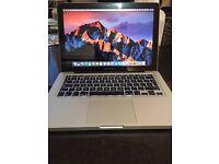 "MacBook Pro 13"" Mid-2012 i7 2.9Ghz 16GB RAM 500GB SSD"