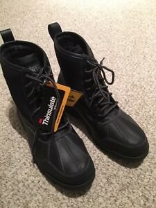 Brand New Men's Boots - Skechers Climatic Thinsulate