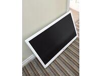White 32 inch lcd tv LG