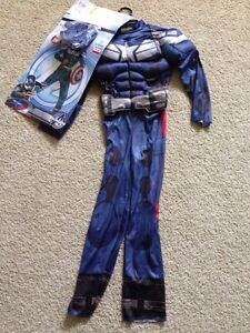 Captain America Halloween Costume London Ontario image 1
