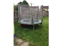 TRAMPOLINE 8FT PLUM PRODUCTS