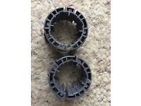 """Epson 3"""" to 2"""" Roll Spindle Adapter. Stylus Pro 4000, 4400, 4450, 4800, 4880, 4900 printers"""
