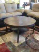 Coffee table with two end tables- 51156729
