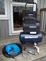 Air Compressor package - Portable