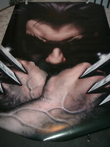 """Poster Wolverine 23"""" by 35"""" West Island Greater Montréal image 1"""
