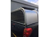 Ifor Williams Canopy Mitsubishi L200 New Shape 08 onwards