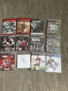 PS3 games  London Ontario image 1