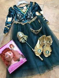 Princess Merida costume