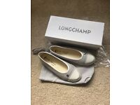 Longchamp flat pumps