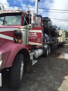 Hauling cars and trucks from Cape Breton to Alberta and back  St. John's Newfoundland image 2