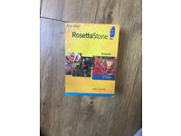 Rosetta Stone Totale French levels 1-5