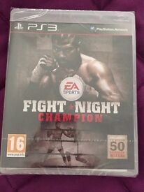 PS3 Fight Night Champion game