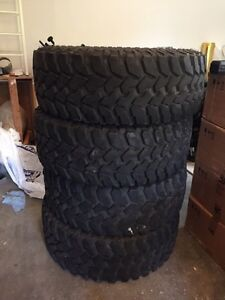 305 70 r16 firestone destination MT tires