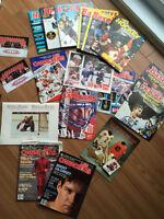 Albums et cartes de hockey Vintage !