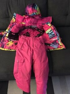 5T girl coat and snow pants