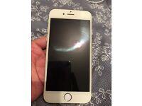 iPhone 6 GOLD 64gb UNLOCKED