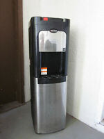 Black & Decker stianless steel hot & Ice cold water cooler,