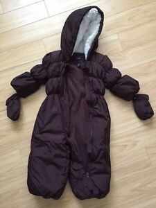 Gap snowsuit - 18-24 months