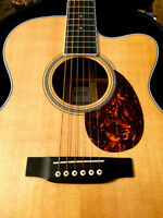 Martin OMC 160 GTE Electric Accoustic