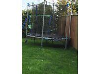 Free 8 ft trampoline