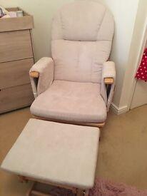 Mothercare nursing rocking chair