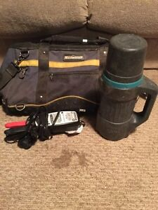 Mastercraft tool bag and other items