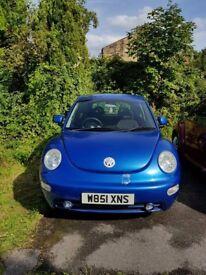 Volkswagen Blue Beetle, 2000